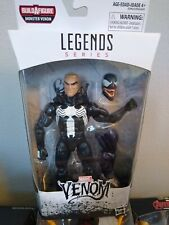 "Marvel Legends BAF~~~~Spider-Man VENOM B/W Version 6"" Action Figure~~~~NIB RARE"