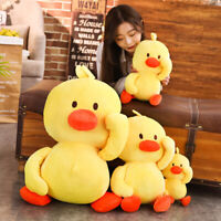 NEW Giant Yellow Duck Stuffed Animal Plush Soft Toys Cute Doll Pillow Xmas Gift