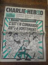 Charlie Hebdo 23 mai 1995 n° 152 c'est un commando anti-avortement