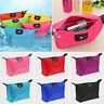 Waterproof Cosmetic Small Makeup Bag Travel Toiletry Organizer Storage Box Case