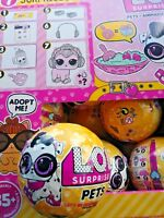 Authentic LOL Surprise PETS Series 3 Wave 2 Doll 7 Layers L.O.L Big 1 BALL NEW