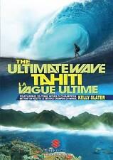 The Ultimate Wave - Tahiti / Tahiti - La Vague Ultime, New DVD, Kelly Slater,