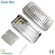Caja de acero inoxidable Dental PRF Libreria con tazón y bandejas de Cassette Bandeja cirugía TK