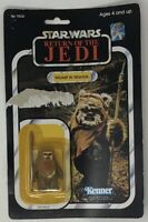 Star Wars ROTJ Wicket W. Warrick 1983 action figure