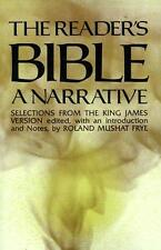 The Reader's Bible, a Narrative : Selections from the King James Version 1977