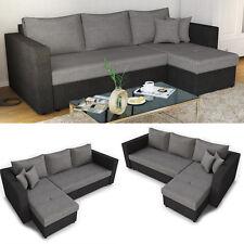 Divano ad angolo con funzione letto divano ad angolo sofà funzione divano letto