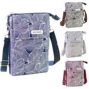 Women Small Cross-body Cell Phone  Handbag Case Shoulder Bag Pouch Purse Wallet