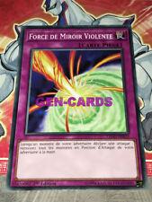 Carte Yu Gi Oh FORCE DE MIROIR VIOLENTE LEDD-FRB22