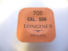 LONGINES 506  ESCAPE WHEEL PART 705
