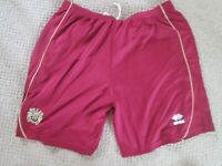 Burnley 125 Years 2006-2007  Away Football Shorts Size XXL BNWOT /21756