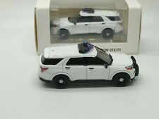 1:64 Greenlight 2020 Ford Police Interceptor Utility Diecast Car Model Toy