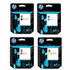 Genuine Original HP 11 Printhead Set B/C/Y/M |  FREE 🚚 DELIVERY
