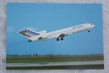 Carte postale Boeing 727 Air France F-BPJT