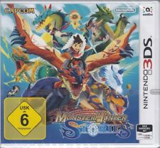 MONSTER HUNTER Stories für Nintendo 3DS Neu & OVP - USK 0
