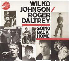 WILKO JOHNSON & ROGER DALTREY - GOING BACK HOME CD ( DR FEELGOOD~THE WHO ) *NEW*
