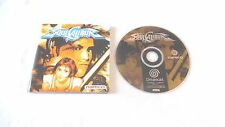SOUL CALIBUR , sega dreamcast, only the disc and instruction manual