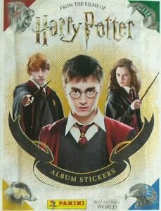Harry Potter Saga Sticker Collection 2020 Panini Stickers & Cards