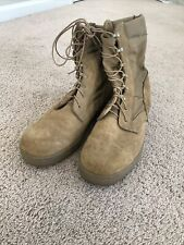Never Worn Size 12R Coyote Army Boots