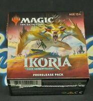 Ikoria Lair of Behemoths 18 ct. Prerelease Kit Box Factory Sealed Case English