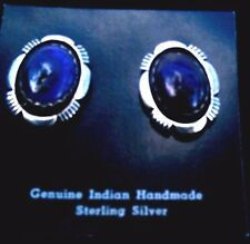 native american jewelry Signed L.M. Nez Sugilite Earrings