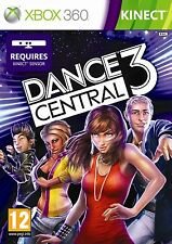 XBOX 360 DANCE CENTRAL 3 Download CODE XBOX 360 Version KINECT Erforderlich -PAL