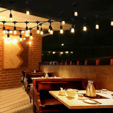 Unbranded outdoor wall porch lights ebay commercial weatherproof 24 ft outdoor string lights 12 bulbs party patio lights aloadofball Gallery