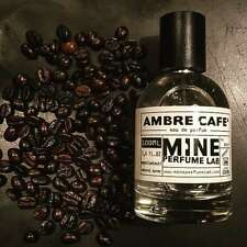 "MINE PERFUME LAB "" Ambre Cafè-8 "" Eau de Parfum Vapo ml. 100 ** NEW **"