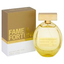 Fame and Fortune For Her 100ml EDT Spray - NEW & BOXED - FREE P&P - UK