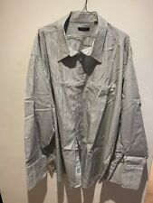 Burberry London LONG SLEEVE SHIRT  MENS SIZE 4XL RRP $399.00 NEW