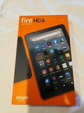 Amazon Fire HD 8 Tablet 32 GB, White, ALL-NEW 10TH...