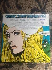"Very Rare ""Comic Strip Favorites"" record. Ray Martin & His Orchestra. Vinyl!"