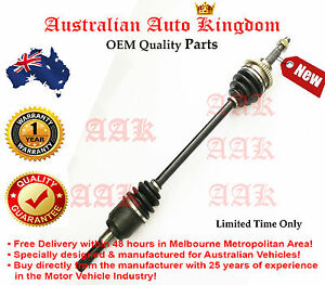 DRIVE SHAFT FOR FORD BA BF FALCON V8 2002 2004 2005 2006 2007 2008 DRIVER SIDE