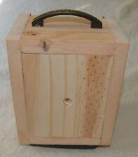 Pinhole 4 x 5 Wood Film Camera # 527