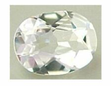 1.35 ct/ 6×8 mm EXTREMELY BRIGHT OVAL CUT DANBURITE #R169