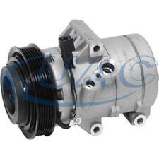 A/C AC Compressor Fits: 2006 - 2011 Ford Fusion / Mercury Milan 2.3L 2.4 Manual
