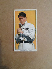 09-11 T206 JACK WARHOP WITH BAT BASEBALL CARD (UNGRADED) 6584