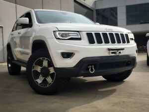 Jeep Grand Cherokee WK2 Hidden Winch Mount and Pre Runner 2014-Current