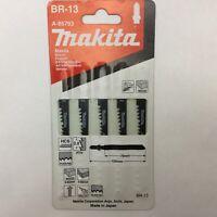 MAKITA BR-13 SPLINTER FREE  FAST CUT WOOD ,PLY  SHARP jigsaw fits BOSCH DEWALT