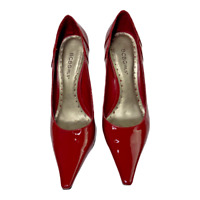 BCB Girls Women's Size 7.5 M Style Patent Leather-Kittens Color/Chili  Heels