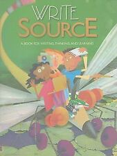 NEW - Write Source: A Book for Writing, Thinking, and Learning, Grade 4