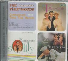 FLEETWOODS CD - CHRONICLES THRU THE YEARS  2 CD Set  Brand New  Libertatae Label