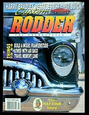 Custom Rodder Magazine - July 1995 - The Rat Fink Story