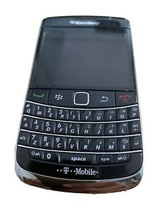 BlackBerry Bold 9700 - Black (T-Mobile) Smartphone