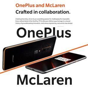 OnePlus 7T Pro McLaren Limited Edition, 48MP Camera,12GB+256GB Sim-Free Unlocked