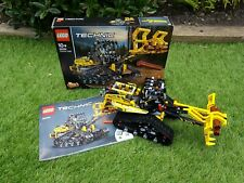 Lego Technic Tracked Loader (42094) - Used