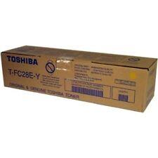 TONER TOSHIBA 2330C/2820C T-FC28E-Y GIALLO ORIGINALE NUOVO