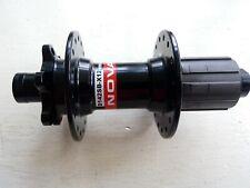 NOS NOVATEC REAR DISC BRAKE HUB D142SB-X12.12 MM ,OLD 142 MM THRU AXLE.