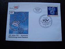 AUTRICHE - enveloppe 1er jour 13/6/1997 (B7) austria