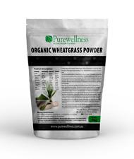 Organic Wheatgrass powder 1 kg