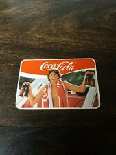 Coca Cola Taschenkalender 1983